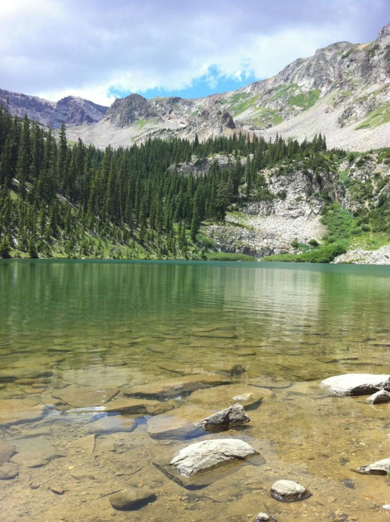 American Lake Aspen CO