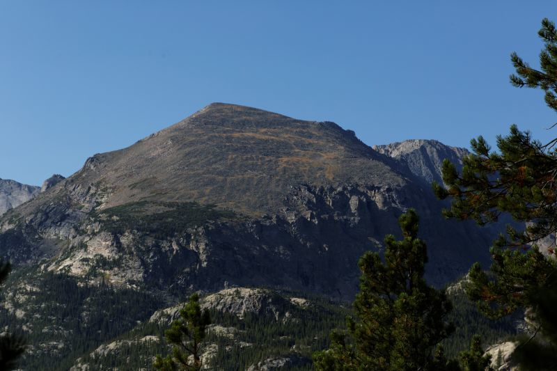 Flattop Mountain RMNP Estes Park CO