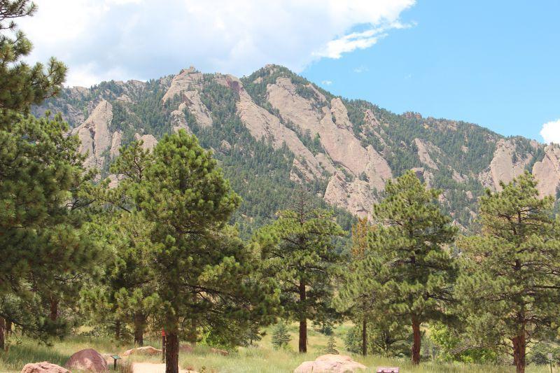 Green Mountain Boulder CO