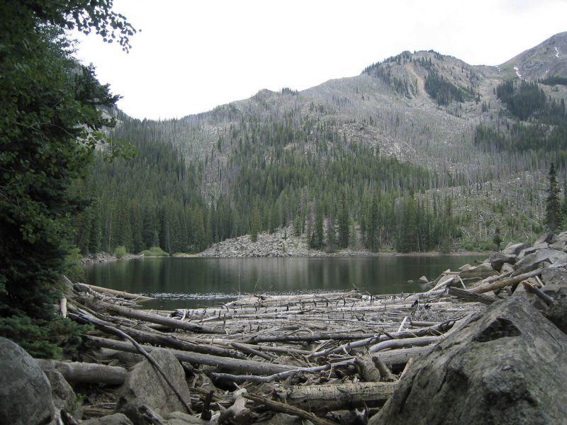 Hunter Creek Lake Trail Aspen CO
