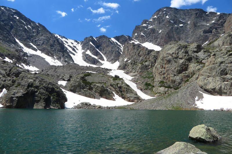 Sky Pond RMNP Estes Park CO