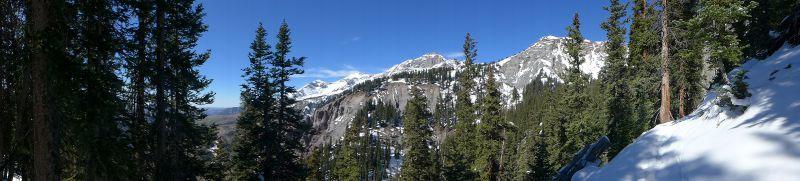 Sneffels Highline Telluride CO