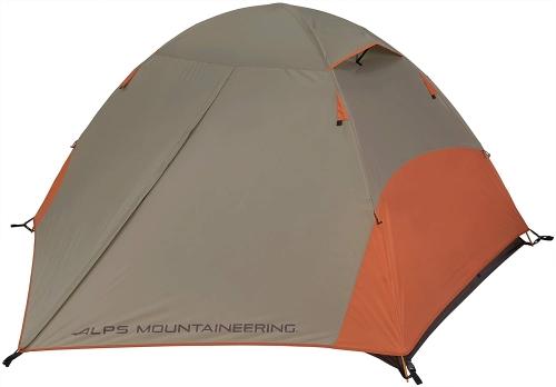 The Lynx 2 Tent has dual vestibules