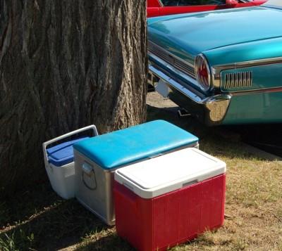 Arrange your cooler properly