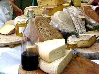 Avoid perishable foods