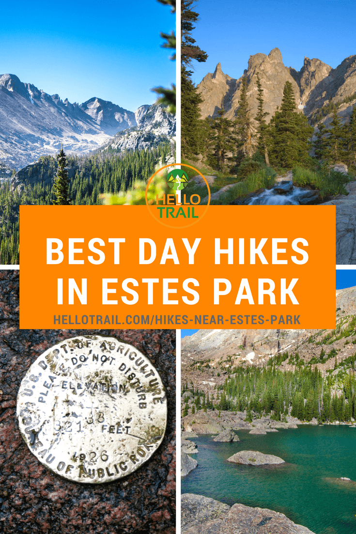 Best Day Hikes in Estes Park - HelloTrail