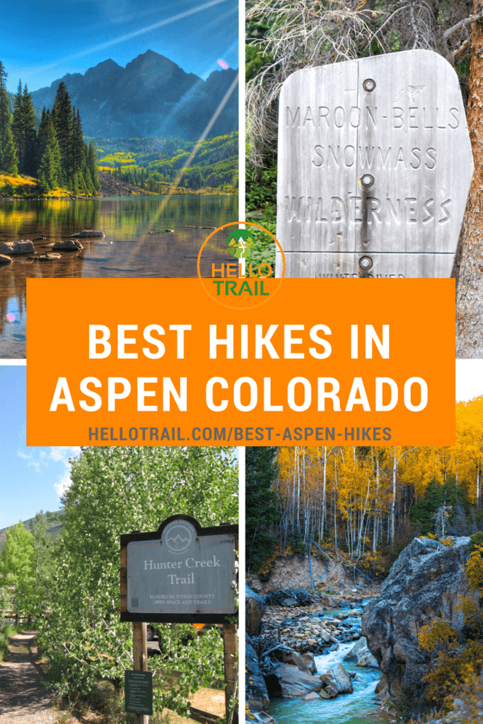 Best Hikes in Aspen Colorado