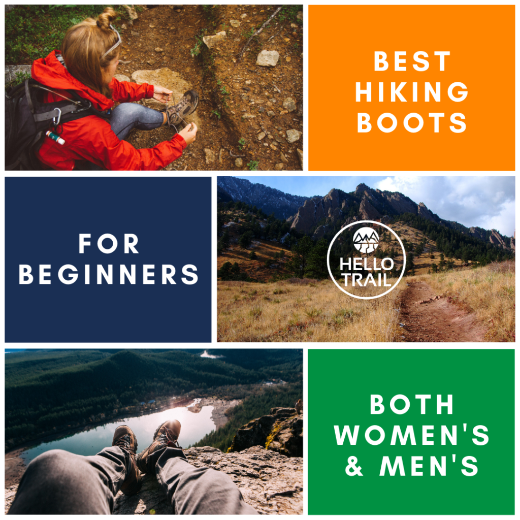 Best Hiking Boots for Beginners - Hello Trail