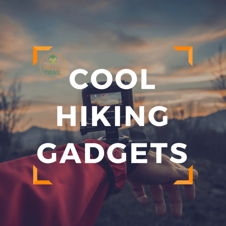 11 Cool Hiking Gadgets [Best Picks for 2021]
