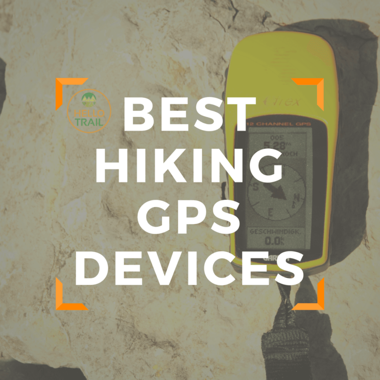 What are the Best Hiking GPS Units? [Top 5 Picks for 2021]