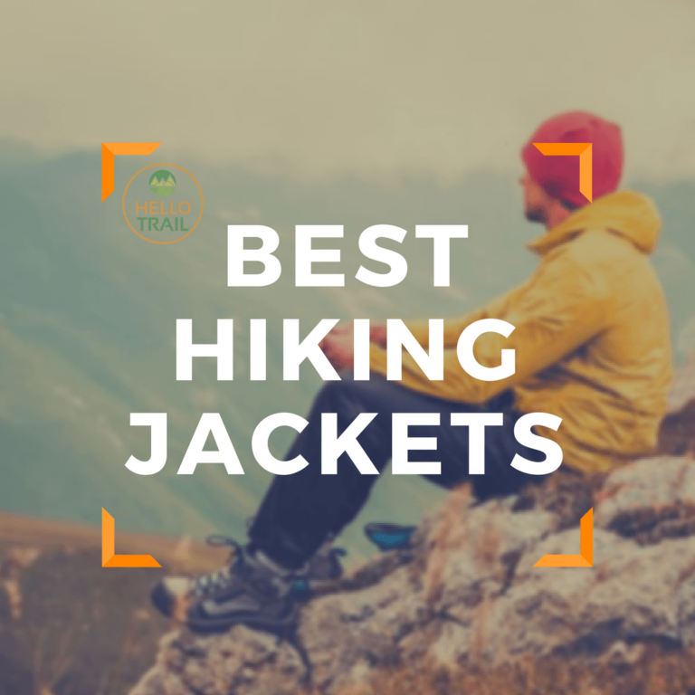 4 Best Hiking Jackets for Women and Men (2021)