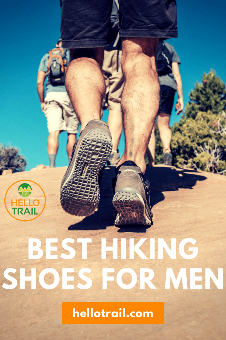 Best Hiking Shoes for Men - HelloTrail