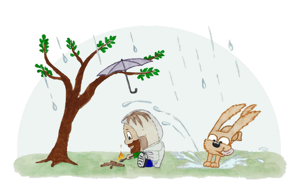 Camping in the Rain Hacks - HelloTrail