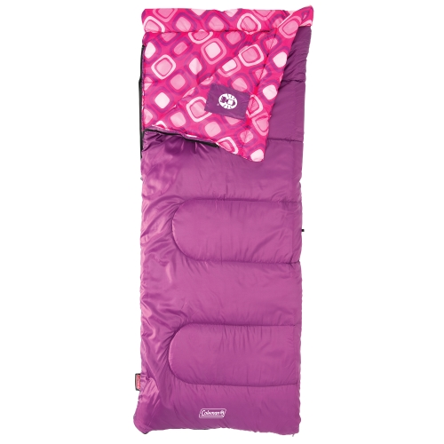 Coleman Kids Plum Sleeping Bag