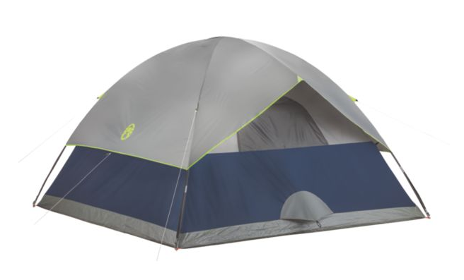 Coleman Sundome 6p Tent