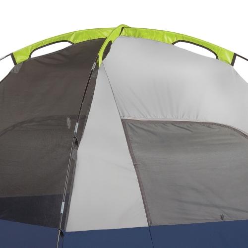 Durability of the coleman sundome tent