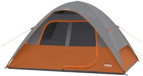 CORE 6 Person Family Camping Tent