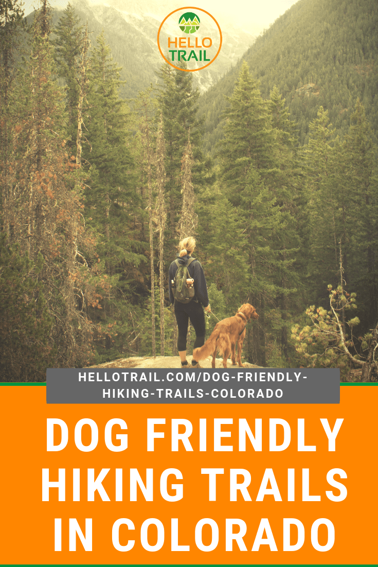 Dog friendly hiking trails Colorado - HelloTrail