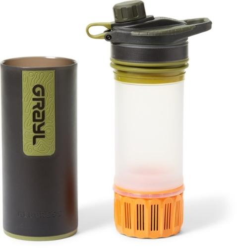 Grayl water purifier bottle