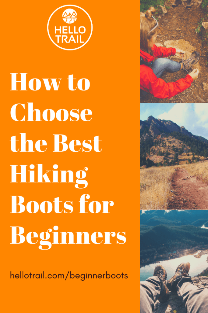 Hiking Boots for Beginners Buyer's Guide - Hello Trail