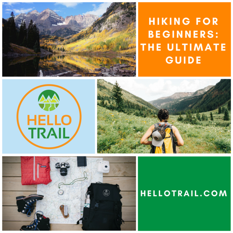Hiking for Beginners - Hello Trail