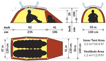 Jannu 2 Interior Dimensions
