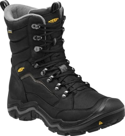 KEEN Men's Durand Polar Hiking Boots for Cold Climates