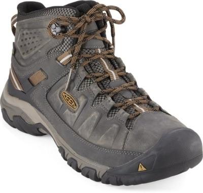 KEEN Men's Targhee II Mid Rugged Hiking Boots
