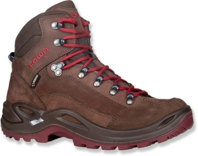 Lowa Renegade GTX Mid Hiking Boots for Wide Feet