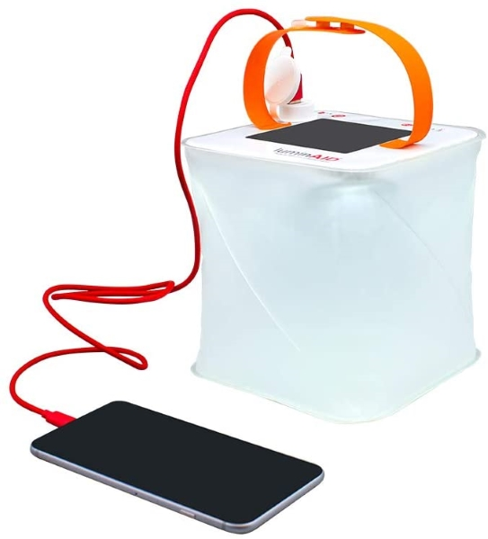 Luminaid camping lantern