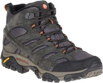 Merrell Men's Moab 2 Hiking Boots for Narrow OR Wide Feet
