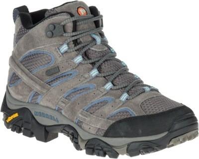Merrell Women's Moab 2 Mid Hiking Boots for Narrow Feet