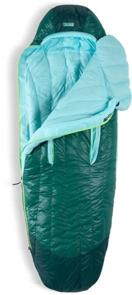 Nemo disco sleeping bag for women