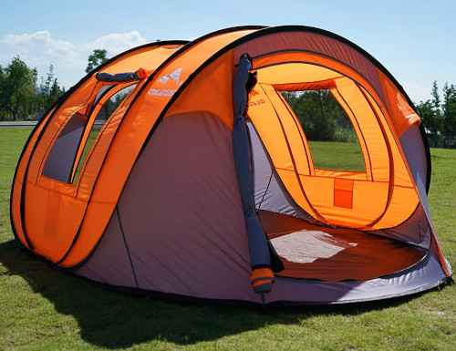 Pop Up Style Family Tent