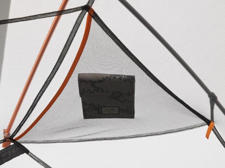 REI Co Op Half Dome SL 2 Plus Tent Overhead Storage