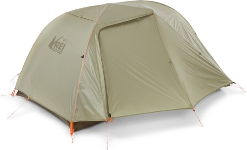 REI quarter dome tent with rainfly