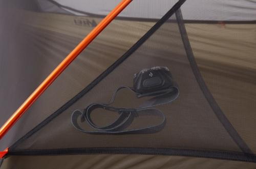 REI quarter dome tent storage