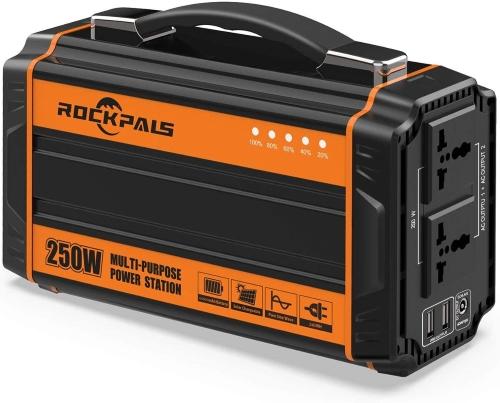 Rockpals portable generator
