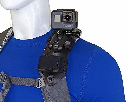 Stuntman GoPro Backpack Strap Mount