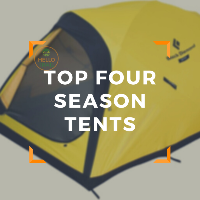 Top Four Season Tents - Hello Trail Camping