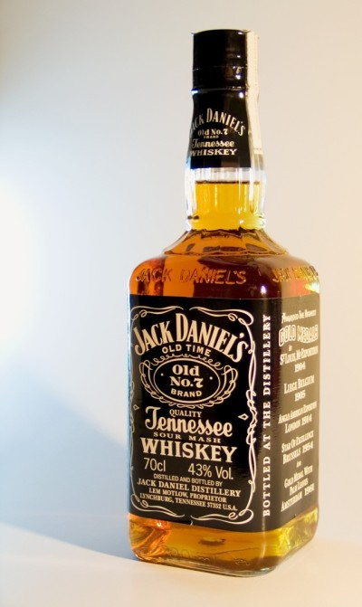 Use whiskey to get campfire smell out of clothes