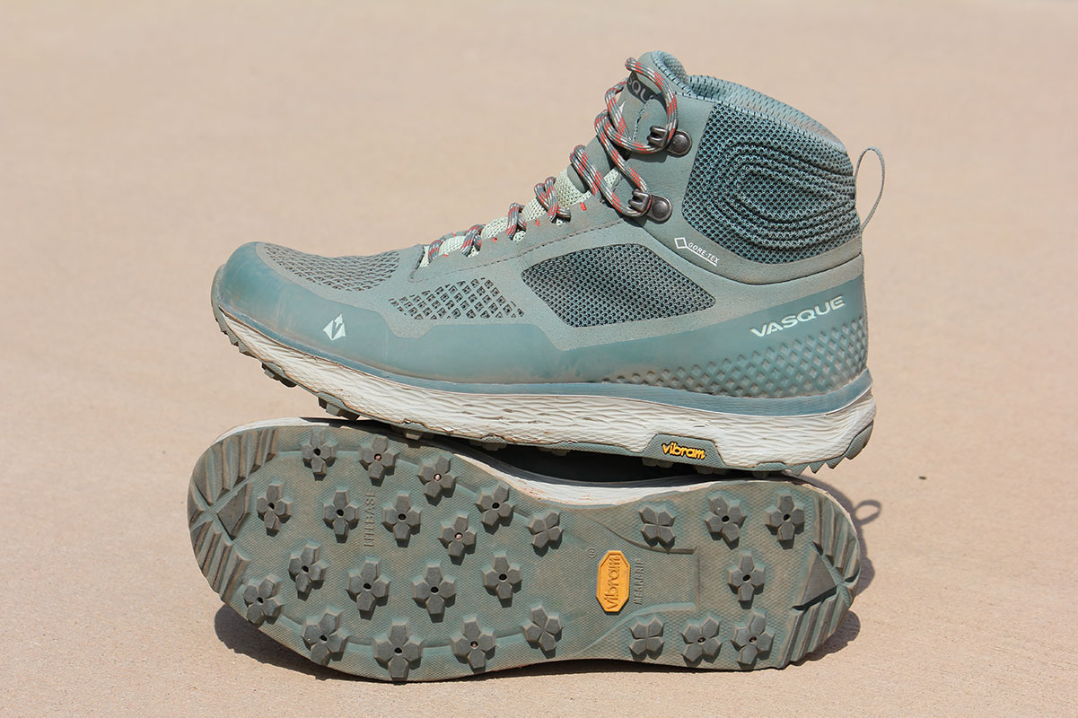 Vasque Breeze Hiking Boot With Vibram Sole